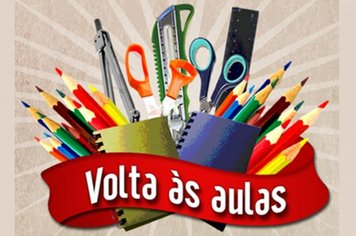 Volta as aulas!